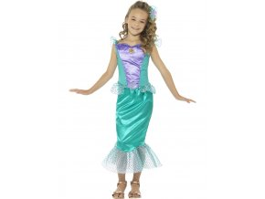Dětský kostým Mořské panny
