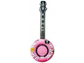 Nafukovací banjo Hippies