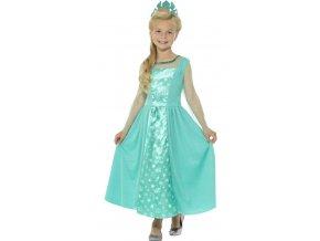 Dětský kostým Elsy (Ledové království)