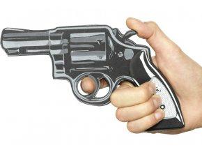 Pěnová pistole Pop art komiks