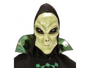 Dětská maska mimozemšťana