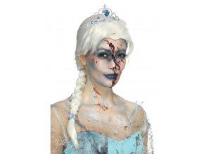 Halloween paruka Zombie Elsa