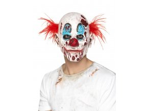 Horor maska zombie klaun