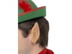 Špičaté uši Elf