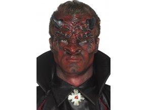 Profesionální maska Čert