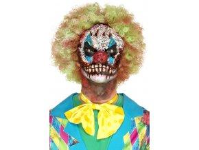 Profesionální maska Klaun