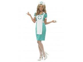 Dámský kostým Zdravotní sestřička