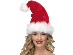 Vánoční čepice Santa Deluxe