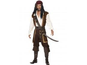 Pánský kostým Pirát Jack Sparrow
