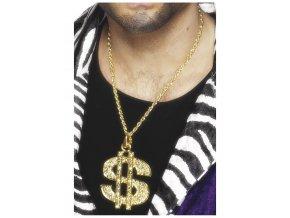 Přívěsek Dolar na řetízku