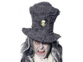 Vysoký klobouk Hrobník