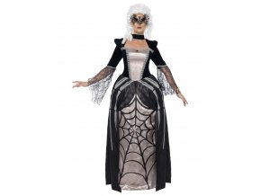 Dámský kostým Baronky Černá vdova
