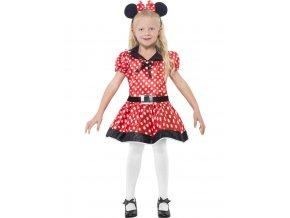 Dětský kostým Myška Minnie
