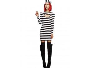 Dámský kostým Vězeňkyně