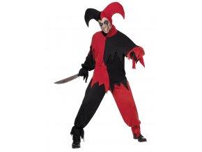 Pánský kostým Hororový šašek