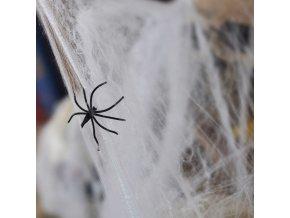 Umělá pavučina s pavoukem