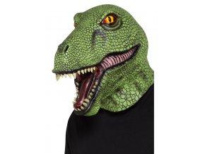 Maska Dinosaurus T-Rex