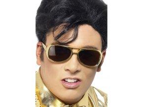 Zlaté brýle Elvis