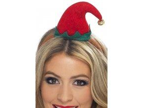 Vánoční miničepice Elf