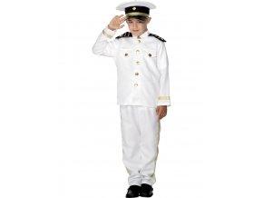 Dětský kostým Kapitán námořník