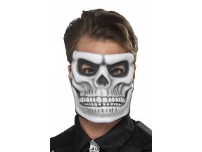 Maska Skeleton Den Mrtvých