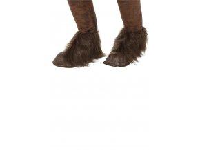 Čertovská kopyta - návleky na boty