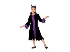 Dětský kostým Zloba