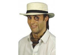 Slaměný klobouk Lázeňský švihák