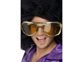Maxi brýle 70. léta