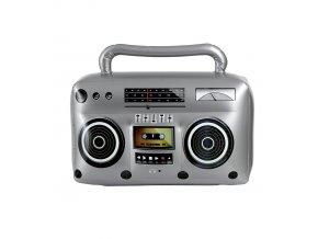 Nafukovací radio