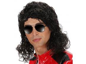 Pánská paruka Michael Jackson