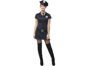 Dámský sexy kostým policistka