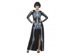 Dámské šaty Kostlivka (dlouhé)