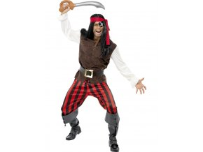 Pánský kostým Pirátský důstojník