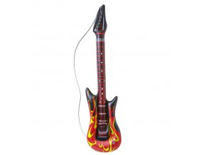Nafukovací kytara Rock