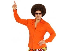Pánská Disco oranžová košile