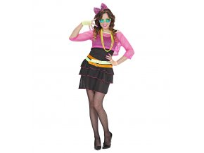 Dámský kostým 80.léta tanečnice