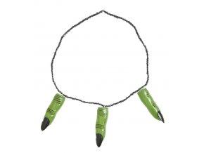 Čarodějnický náhrdelník Prsty