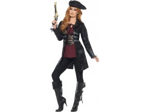 Dámské sako pro pirátku