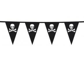 Girlanda pirátská 6m