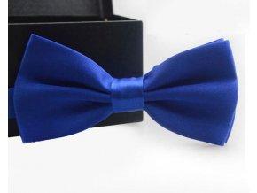 Elegantní motýlek modrý
