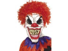 Maska Hororový klaun