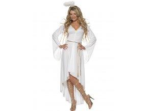 Dámský kostým Anděl (s doplňky)