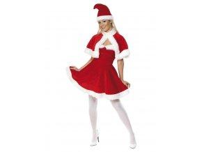 Dámský Vánoční kostým