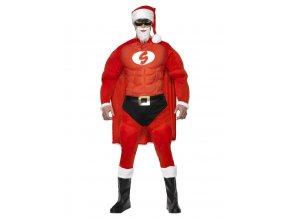 Pánský kostým SuperSanta