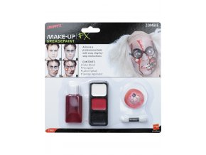 Sada Zombie make-up s okem