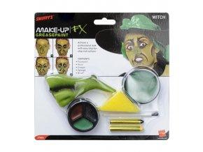 Make-up sada Čarodějnice s nosem