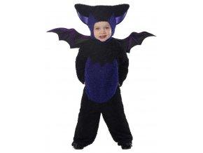Dětský kostým netopýra
