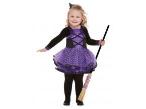 Dětský kostým Kouzelnice