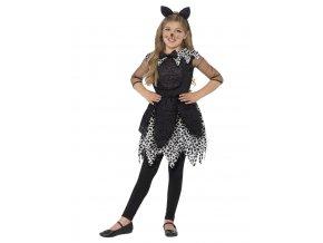 Dětský kostým Kočky Deluxe